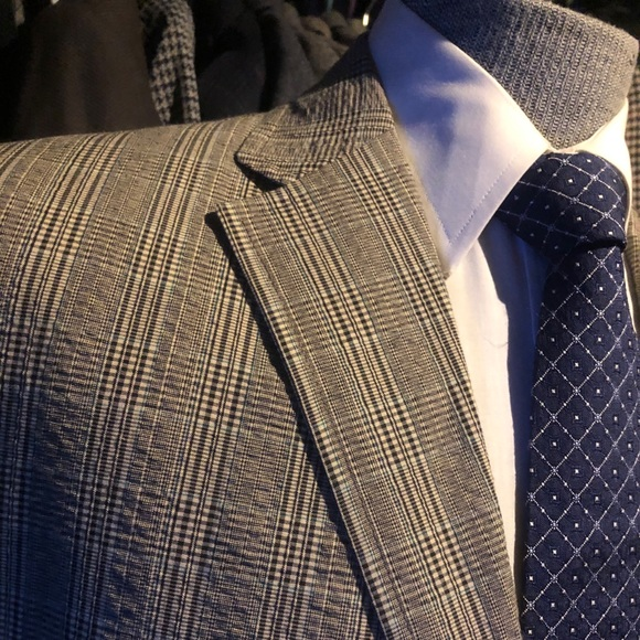 40r men's blazer